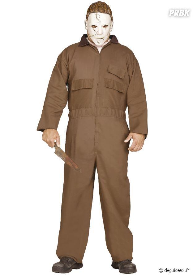 Notre sélection shopping pour se déguiser en Michael Myers du film Halloween.