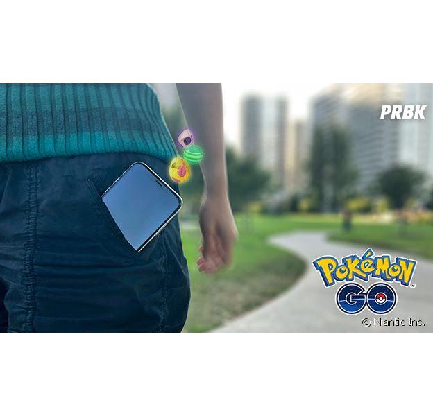 """Pokémon GO : bientôt un """"système d'exploration"""" pour être plus """"actif""""."""