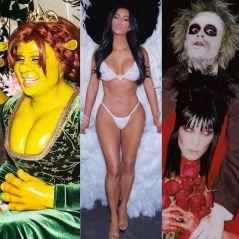 Kim Kardashian, Heidi Klum, Bella Hadid... Les meilleurs costumes de stars pour Halloween 2018