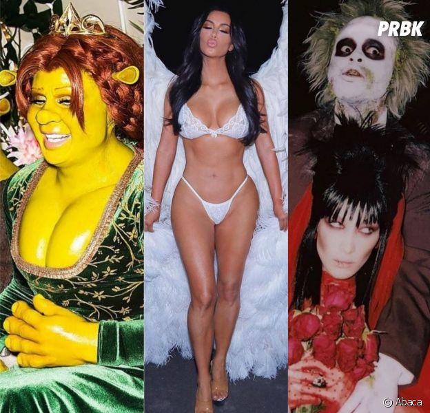 Kim Kardashian, Heidi Klum, Bella Hadid... Les meilleurs costumes de stars d'Halloween 2018