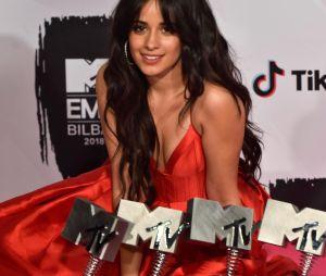 MTV EMA 2018 : Camila Cabello vainqueur
