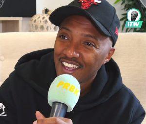 """Soprano en interview : """"Phoenix"""", vie de papa, succès... le rappeur se confie à PRBK"""
