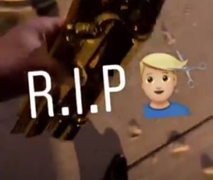 DJ Snake vainqueur aux NMA 2018 : il se rase la tête en direct sur Instagram story