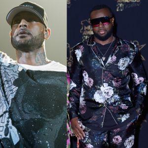 Booba tacle Maître Gims aux NRJ Music Awards 2018 : Dadju intervient... et se fait clasher