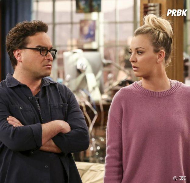 The Big Bang Theory saison 12 : un bébé pour Penny et Leonard ? Kaley Cuoco se confie.