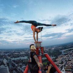 Vous avez le vertige ? Ne regardez surtout pas les vidéos de cette contorsionniste reine d'Instagram