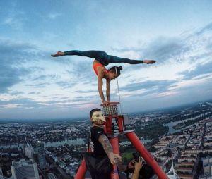 Instagram : cette contorsionniste nous donne le vertige avec sa nouvelle vidéo