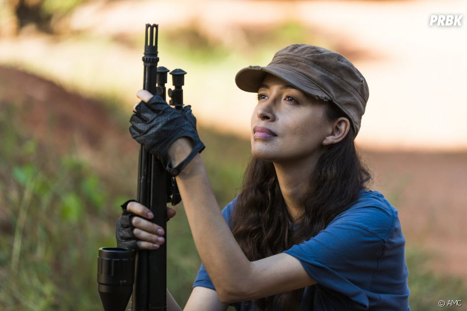 The Walking Dead saison 9 : Rosita va-t-elle mourir ?