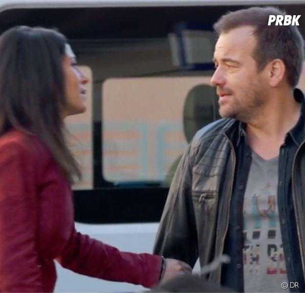 Plus belle la vie : Samia et Boher bientôt grillés par Ariane ?