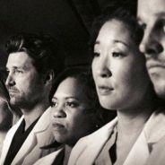 Grey 's Anatomy saison 7 .... Choisissez l' affiche promo officielle de la série