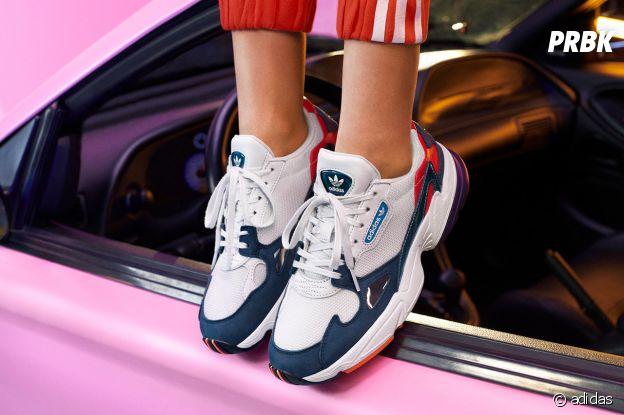 Kylie Jenner en sportive lookée pour sa première campagne de pub adidas.