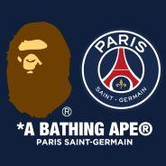 PSG x BAPE : la collab plus dure à shopper qu'une Champions league