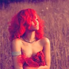 Rihanna ... La pochette de son single Only Girl (In The World)