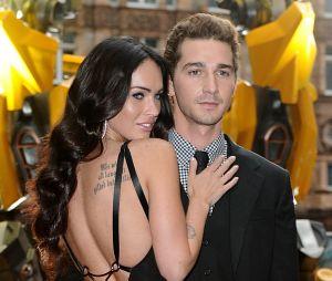 Megan Fox et Shia Labeouf en couple sur le tournage de Transformers : l'actrice confirme enfin