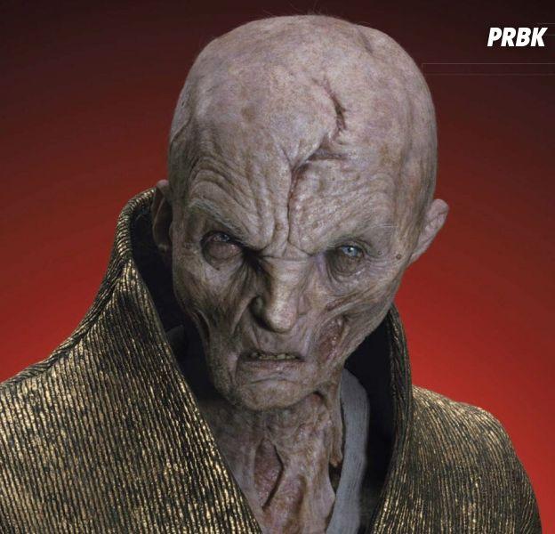 """Star Wars 9 : Snoke de retour ?""""Tout peut arriver"""" confesse Andy Serkis"""