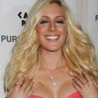 Heidi Montag ... Ses conseils pour avoir de beaux seins