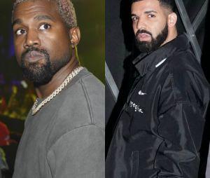 Kanye West fait de graves accusations contre Drake : il l'aurait menacé et aurait blessé un homme.