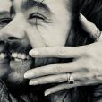 Tom Kaulitz (Tokio Hotel) et Heidi Klum fiancés : elle dévoile sa bague de fiançailles
