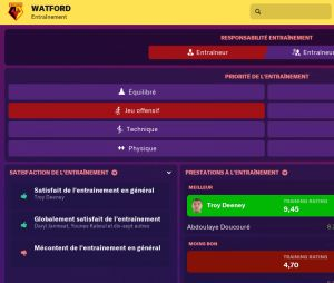 Test Football Manager Touch 2019 sur Nintendo Switch