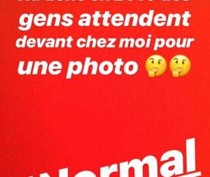 Rayane Bensetti : des fans s'incrustent devant chez lui, l'acteur pousse un coup de gueule sur Instagram.