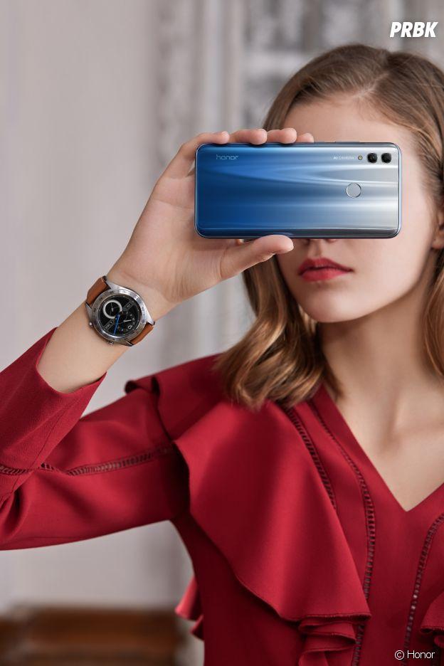 Honor 10 Lite : le smartphone parfait pour les selfies sort en France aujourd'hui !