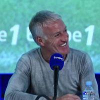 """Didier Deschamps évoque ses nouvelles dents : """"Je ne cherche pas le buzz"""""""