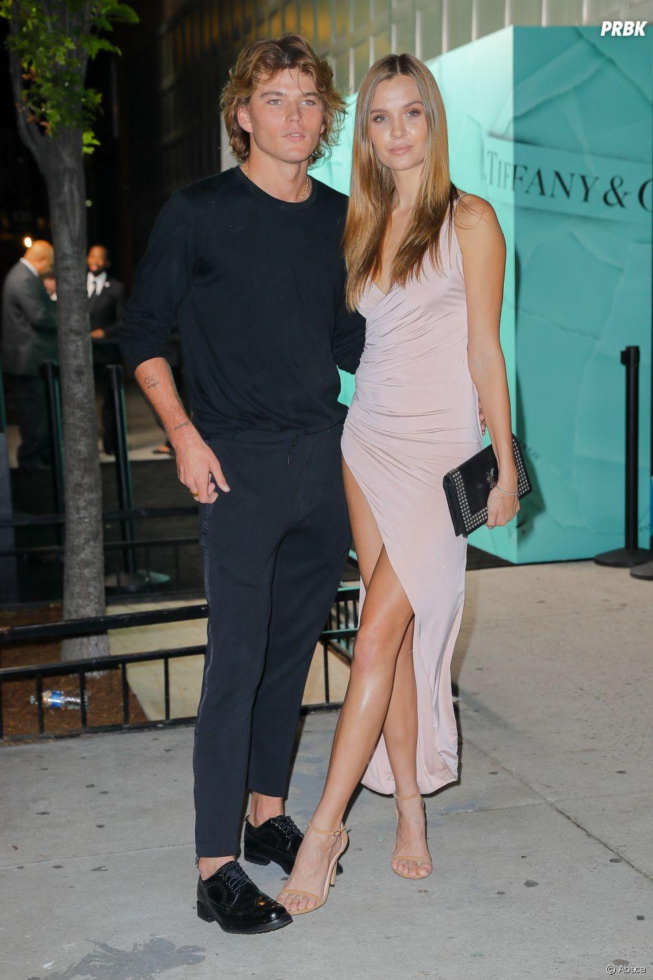 Paris Hilton sous le charme de Jordan Barrett ?