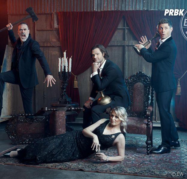 Supernatural saison 14 : un retour magique et émouvant pour Jeffrey Dean Morgan, le papa de Dean et Sam