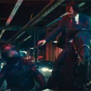 John Wick 3 : Keanu Reeves en pleine course contre la mort dans le trailer