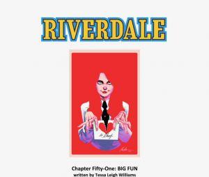 Riverdale saison 3 : Robert Aguirre-Sacasa dévoile le titre de l'épisode musical