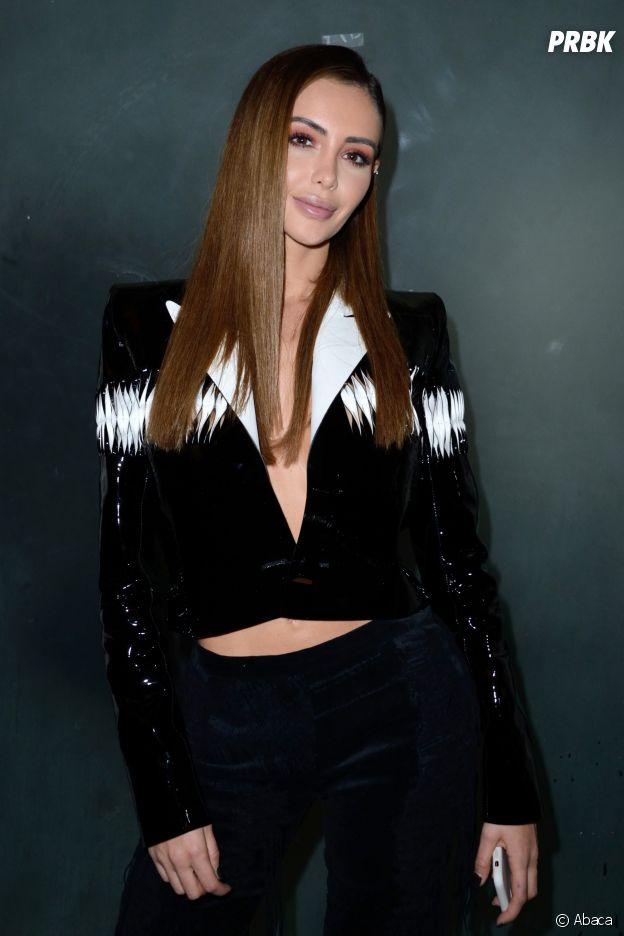 Nabilla Benattia au défilé Jean-Paul Gaultier Haute Couture printemps-été 2019.