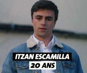 Elite : Itzan Escamilla (Samuel) a 20 ans