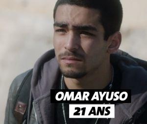 Elite : Omar Ayuso (Omar) a 21 ans