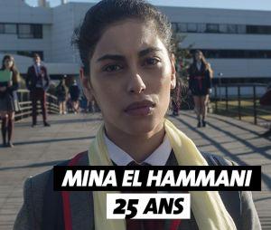 Elite : Mina El Hammani (Nadia) a 25 ans