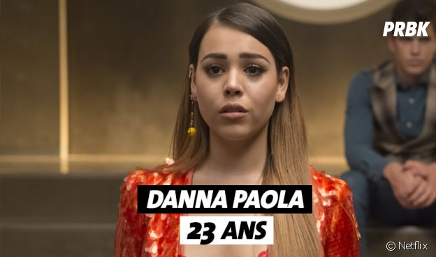Elite : Danna Paola (Lu) a 23 ans