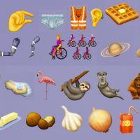 """Slip, handicaps, """"petit b..."""", couples mixtes, loutre... Les nouveaux emojis en approche"""