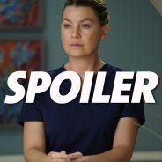 Grey's Anatomy saison 15 : un baiser pour Meredith et (SPOILER) dans l'épisode 12