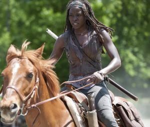 Danai Gurira alias Michonne absente de The Walking Dead saison 10 ? L'actrice devrait quitter la série.