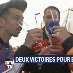 Bigflo & Oli cassent par accident leur trophée des Victoires de la musique 2019 😂
