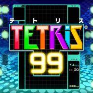 Tetris 99 : le jeu mythique de Nintendo revient en mode Battle Royale