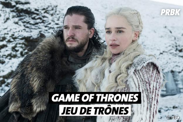 Les noms de séries traduits en français : Game of Thrones