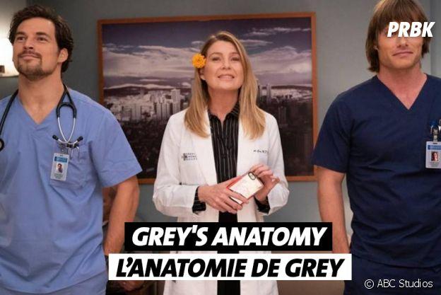 Les noms de séries traduits en français : Grey's Anatomy