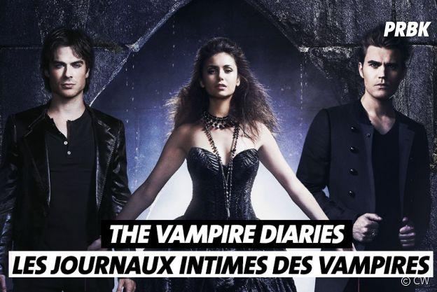 Les noms de séries traduits en français : The Vampire Diaries