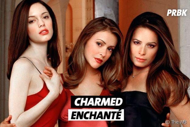 Les noms de séries traduits en français : Charmed