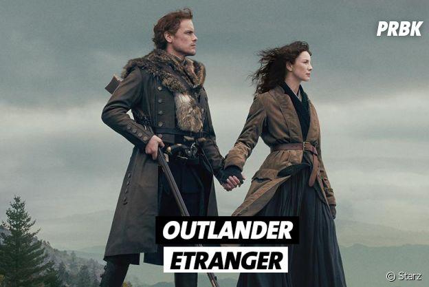 Les noms de séries traduits en français : Outlander