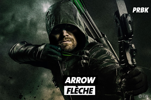 Les noms de séries traduits en français : Arrow