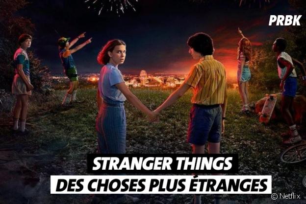 Les noms de séries traduits en français : Stranger Things