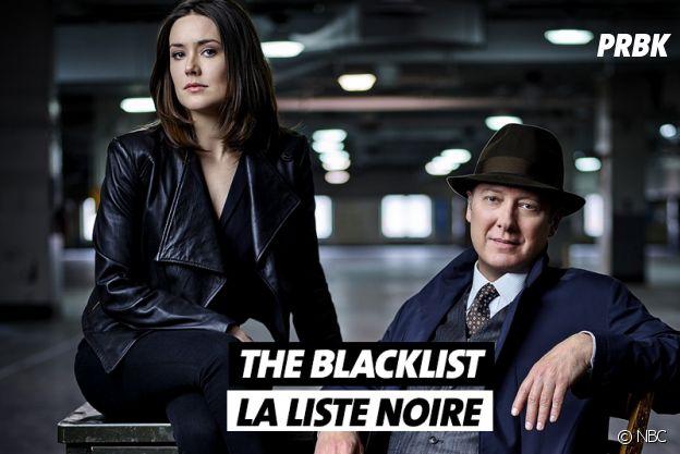 Les noms de séries traduits en français : The Blacklist