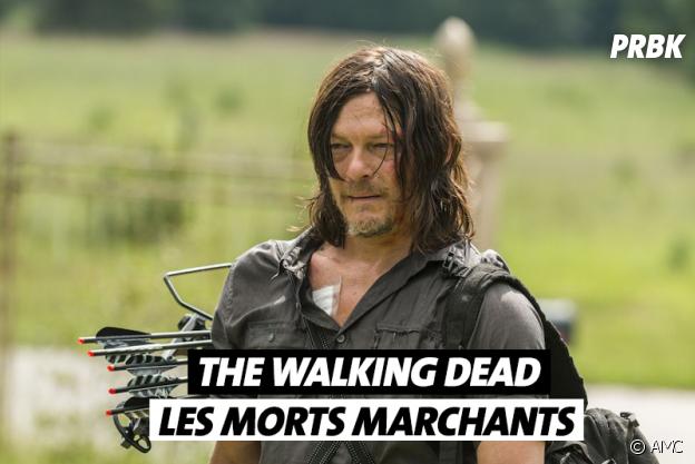 Les noms de séries traduits en français : The Walking Dead