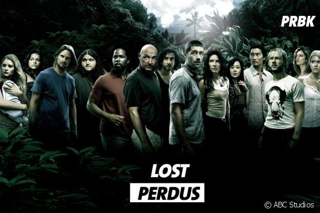 Les noms de séries traduits en français : Lost
